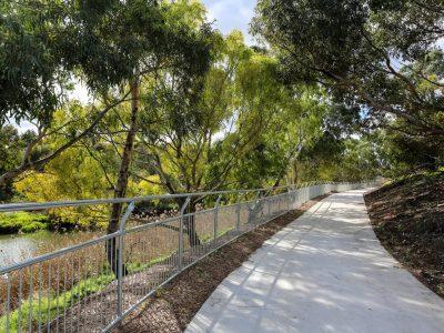 Kororoit Trail Takes the Next Step