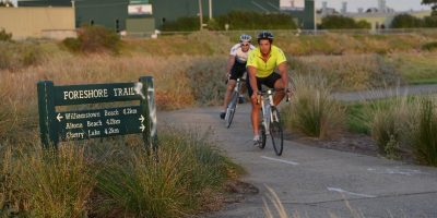 Bicycle Network's Super Sunday Recreational Count