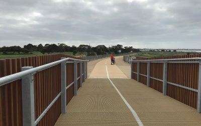Coastal Trail Upgrade –  Altona Beach, East End