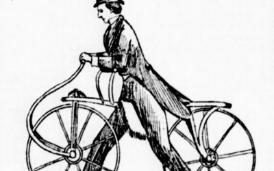 Why did we wait so long for the bicycle?