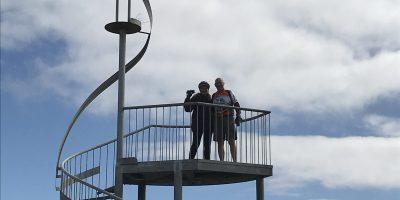Sunday 1 November 2020 – Altona to Cheetham Observation Tower