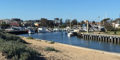 SUNDAY, 21 MARCH 2021 FROM 10:00, Newport to Mordialloc (return by train)