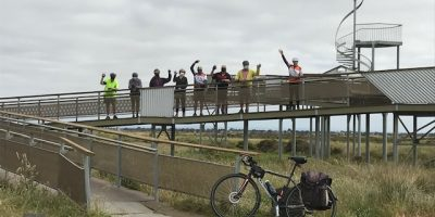 Sunday 1 Aug 21 – Altona Pier – Cheetham Observation Tower